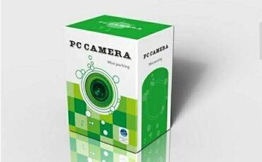 Kamera za PC miniBoja crna Usb ulaz 3.5 plug ulazPodesiva osnova za