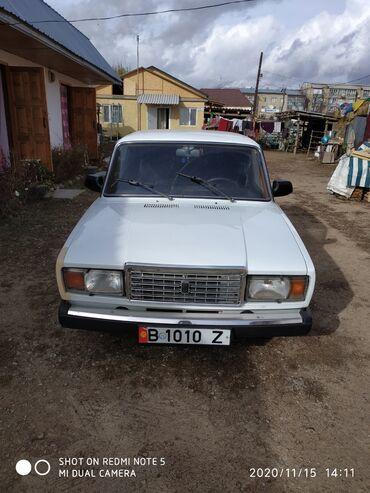 ВАЗ (ЛАДА) 2107 1.6 л. 1996 | 85000 км