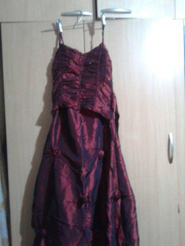 Вечернее платье б/у. Состояние в Бишкек