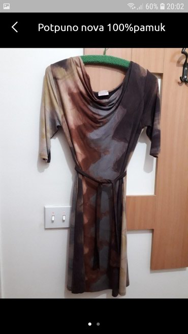Haljine | Kragujevac: Potpuno nova haljina 100% pamuk. Velicina univerzalna