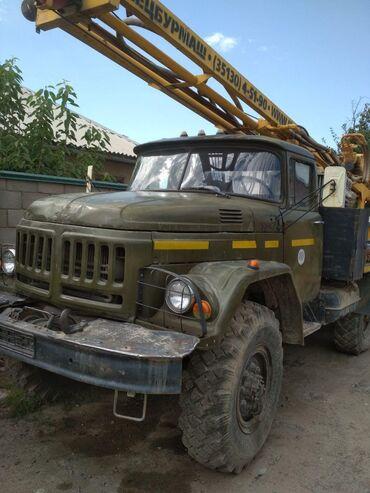 Другой транспорт - Состояние: Б/у - Бишкек: Продам буровую установку УРБ 2А2.Состояние хорошее, в ремонте не