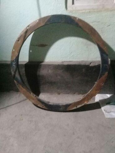 прицепы в Кыргызстан: Круг от евро прицепа подшибниковый размер 110 сантиметр