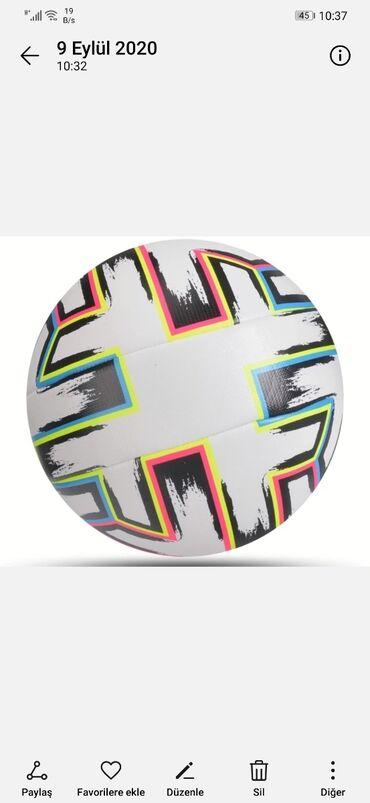 Futbol topuYüksek keyfiyyətli world Cup model futbol topu. Lazer