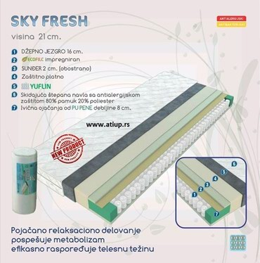 Dusek SKY FRESH - Belgrade