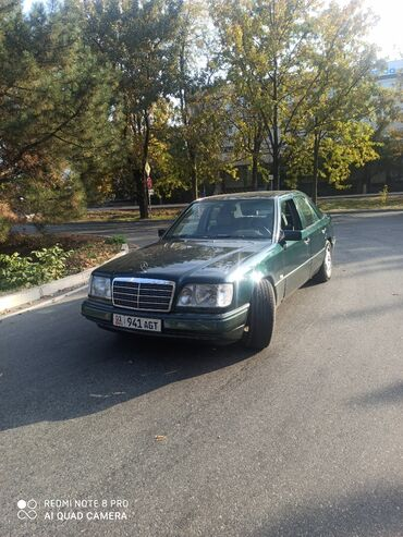 запчасти mercedes w124 в Кыргызстан: Mercedes-Benz E 220 2.2 л. 1995 | 395000 км