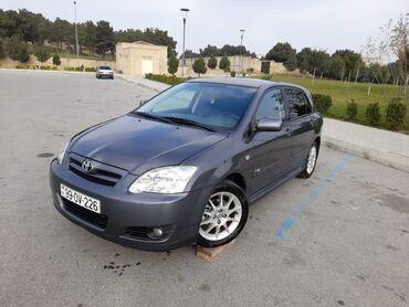 kredit toyota corolla - Azərbaycan: Toyota Corolla 1.4 l. 2006 | 175000 km