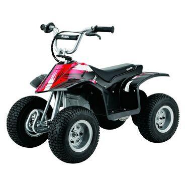 audi a4 19 multitronic - Azərbaycan: Квадроцикл Razor Dirt Quad   От 6 лет (рост до 170 см.).  Скорость до