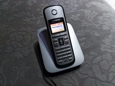 Siemens-cl75 - Srbija: Siemens bezicni fiskni telefon. Potpuno ispravan i funkcionalan sa