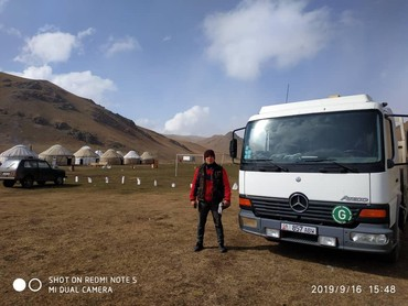 Услуг крана манипулятора - Кыргызстан: Кран МАНИПУЛЯТОР   Предоставим вам любезную услугу манипулятора-КРАНА