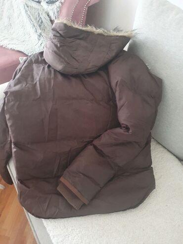 Muska jakna, obucena par puta . M veličina