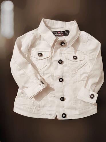 Джинсовая курточка /джинсовка для девочки,на осень весну  Возраст на