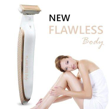 Cena 1399 dinFlawless body ShaverFlawless Body suvi brijač savršen je