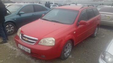 шевроле авео т250 в Кыргызстан: Chevrolet Lacetti 1.6 л. 2007