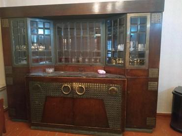 буфет кухонный в Азербайджан: 19 век - буфет стёкла хрустальные