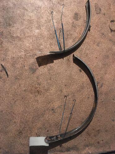 Велоаксессуары - Кыргызстан: Продам! Комплект крыло! Передний и Задний Металл  Цвет:серебристый Цен