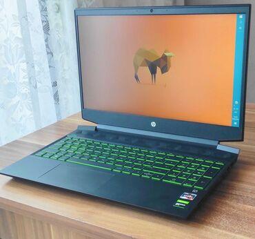 диски аполлоны в Кыргызстан: Игровой ноутбук (Ryzen 5/GTX 1650/32GB RAM/512GB SSD)HP Pavilion
