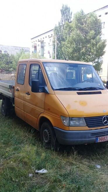 Mercedes-Benz  в Каракол