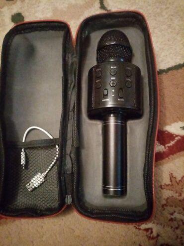 ses güçlendirici - Azərbaycan: Mikrofon bilitusla mahnı qoşmaq olur mahnı oxumaq olur 3 çür ses