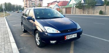 Автомобили - Бишкек: Ford Focus 2 л. 2005