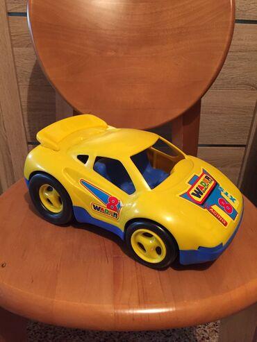 Машинка-игрушка б/у детская большая