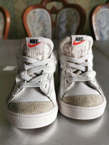 купить диски шницер в Кыргызстан: Детские кроссовки Nike. Размер 21, в хорошем состоянии носили 6