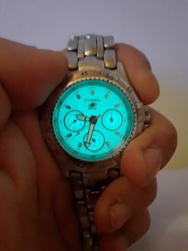 FOSSIL blue 50m