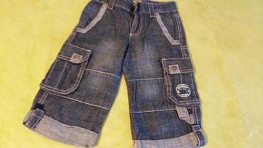 Kratke pantalone za dečake vel.5god(kupljene u Parizu,očuvane,imaju