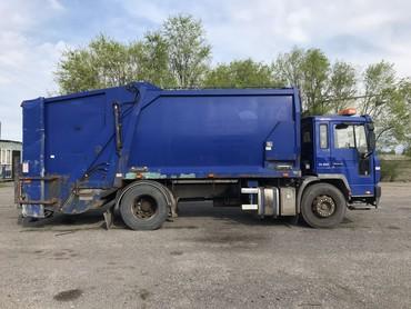 Мусоровоз Вольво FL6 250 л с.Вместимость мусора 16 куб. хорошим