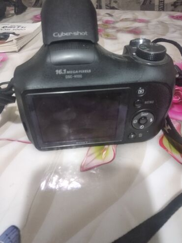Электроника - Тюп: Фотоаппарат почти новый,пользывалась месяц,есть видео съёмка.покупала