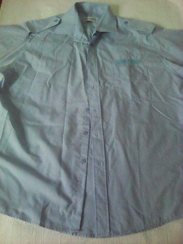 Мужская рубашка с коротким рукавом в в Кок-Ой