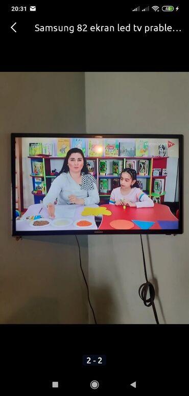 audi 80 19 td - Azərbaycan: Tv 82 ekran samsung led tv ideal vezyetde teze kimi 330 manatt