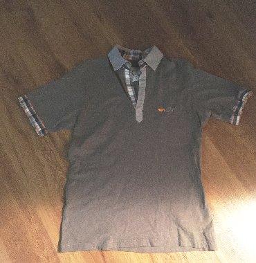 Muska majca xxl - Srbija: Moderna muska majica sa kragnicom, u odličnom stanju