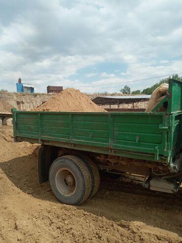ЗИЛ доставка песок глина