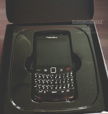 BlackBerry 9780 Black - Bakı