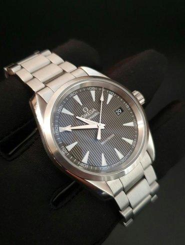 Серые Мужские Наручные часы Omega