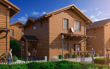 продаётся дача в Кыргызстан: #Строим деревянные коттеджи'на Ысык- куле или Бишкеке дома дачи с