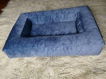 Lezaljka - Srbija: Lezaljka / krevet za ljubimce Toronto Lux SNIZENO. Akcijska cena