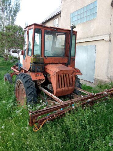 продам трактор т 150к б у в Кыргызстан: Продаю трактор Т-16 оборудован для обработки поля. Прошу смотр в