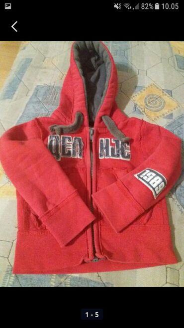 Dečije jakne i kaputi | Sokobanja: Duksevi i jaknice kao nove od 1,2i maskirna plava je samo broj