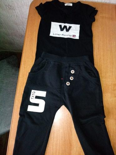 Продаю: штанишки и футболка на в Бишкек