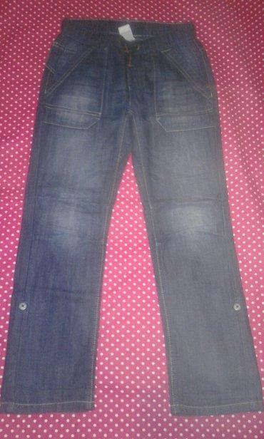 Pantalone za decake br. 134 ili br. 10, nove, samo etiketa skinuta. - Smederevo