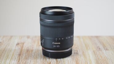 yeni iş in Azərbaycan   DIGƏR IXTISASLAR: Canon Rf 24-105mm f4-7.1 IS STM lens ideal veziyyetdedir, cemi bir