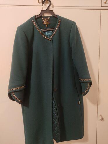 диски r15 4x100 б у в Кыргызстан: Продается пальто Деми  46 размер  Б/у