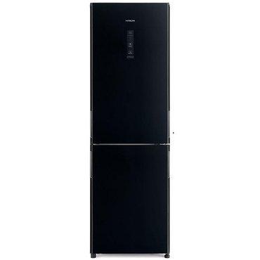 Холодильники. Двухкамерный холодильник hitachi r-bg410pun6 gbk, 330 в Бишкек