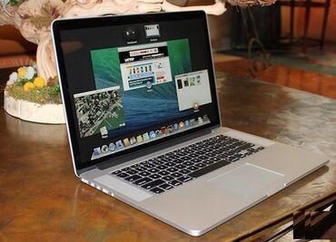 obyektlerin satisi 2018 в Азербайджан: Apple Macbook pro satışı Core i5, Core i7 2012, 2015, 2018 illerde