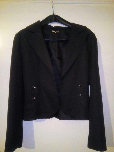 Crno, potpuno novi komplet, rastegljiv materijal. Pantalone: struk - Belgrade