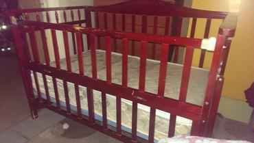 Кроватка-трансформер в хорошем в Бишкек