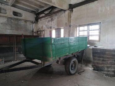 прицеп автомобильный в Кыргызстан: Продается автомобильный прицеп жёсткая сцепка 2,45 (длина) 1,85