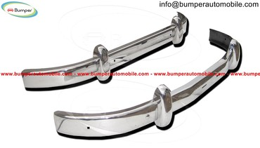 Saab 93 year (1956-1959) bumper stainless steel in Banepa