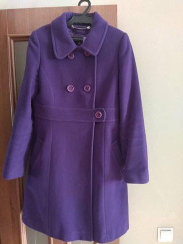 женский пальто размер 46 в Кыргызстан: Продаю пальто. Размер 46